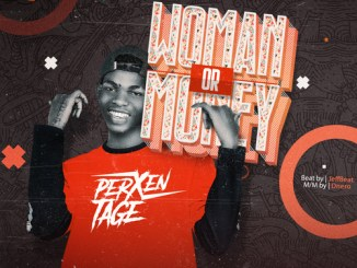 Percentage Woman or Money Artwork