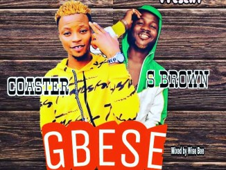 Coaster x S Brown – Gbese