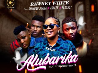 Rawkey White ft. Diamond Jimma x Playboy x Areezy — Alu