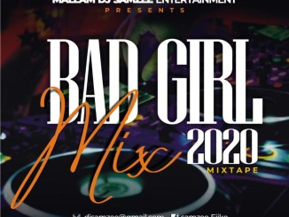 DJ Samzee Bad Girl Mix mp3 image