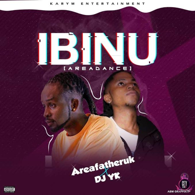 Areafather ft. DJ Yk — Ibinu Instrumental