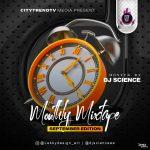 Download DJ Science x CitytrendTv — Monthly Mix (September Edition)
