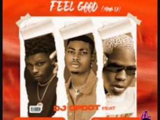 DJ OP Dot — Feel Good Mash UP ft. Mohbad Mac P