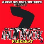 DJ Skipo — Apala Legwork Freebeat (Instrumental)