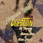 Download DJ Tapezy ft. Burna Boy x Don Jazzy — Question (Amapiano Remix)