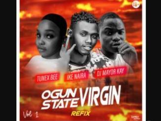 DJ Tunex Bee — Ogun State Virgin Refix ft. Ike Naira DJ Mayor Kay