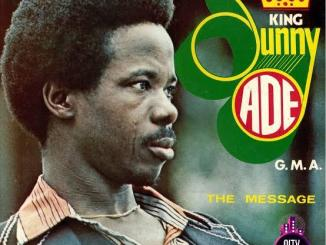 King Sunny Ade His African Beats — Baba Orun A Mbe O