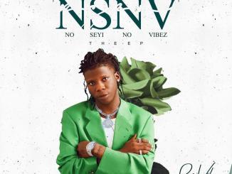 Seyi Vibez — N.S.N.V EP