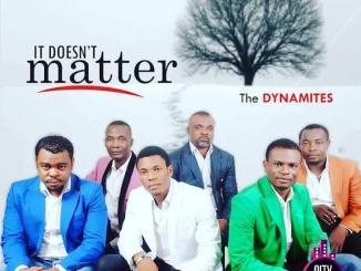 The Dynamites — Akpo Aza