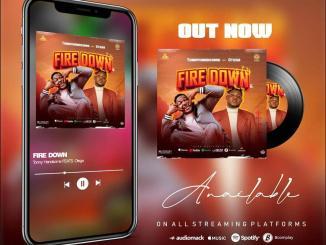TonnyhandsomeDls — Fire Down ft. Otega