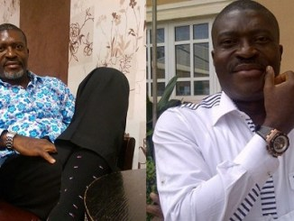 Few days after being called to bar, actor Kanayo O Kanayo undergoes successful surgery