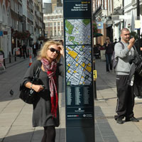 pedestrian-mapping