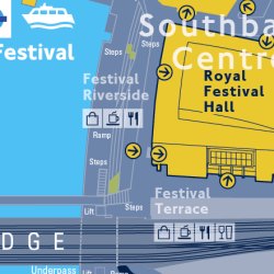 Legible London Wayfinding map icons