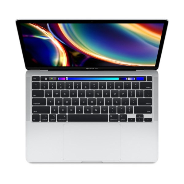 """Apple 13"""" MacBook Pro Touch 2.0GHz QC i5 512GB - Silver"""