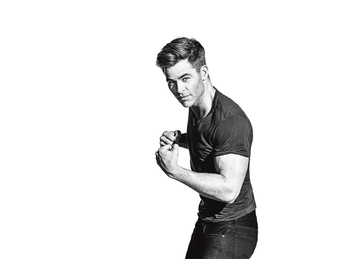 Chris Pine Workout Routine and Diet Plan [2020]