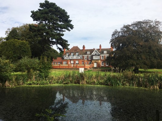 Healing Manor Hotel has been put up for sale