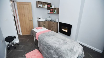 Treatment room. Photo: Steve Smailes for Lincolnshire Business
