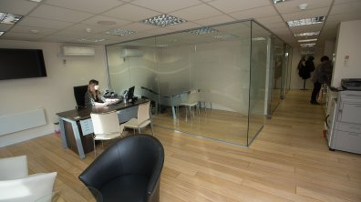 The new office has provided a new space to showcase all the letting Mundys have to offer. Photo: Steve Smailes