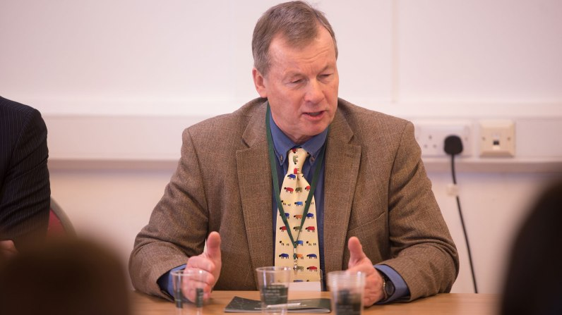 Mark Tinsley, Agri-Food Lead on Greater Lincolnshire LEP Board. Photo: Steve Smailes for Lincolnshire Business