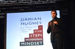 Damian Hughes, best selling author of Five steps to a winning mindset. Photo: Steve Smailes for Lincolnshire Business