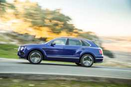 Bentley Bentayga recieves Game Changer Award from Autocar Magazine 02