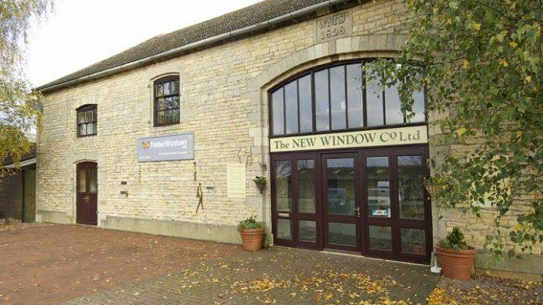 The New Window Company. Photo Google Street View & Grantham window firm acquired by leading figure in timber and ...