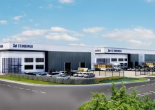 Work begins on new industrial units at Lincoln business park