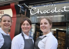 Hotel Chocolat officially opens in Lincoln