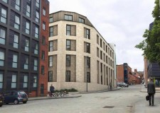 Green light for Grantham Street six-storey student accommodation