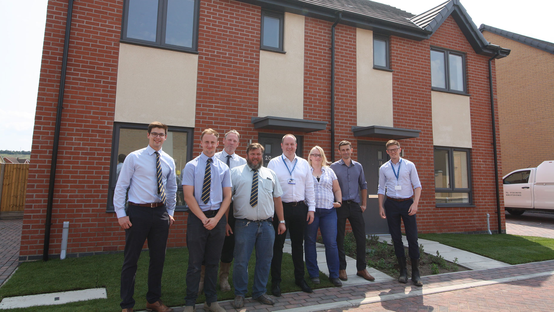 Lindum Completes New Affordable Homes Development Near Lincoln