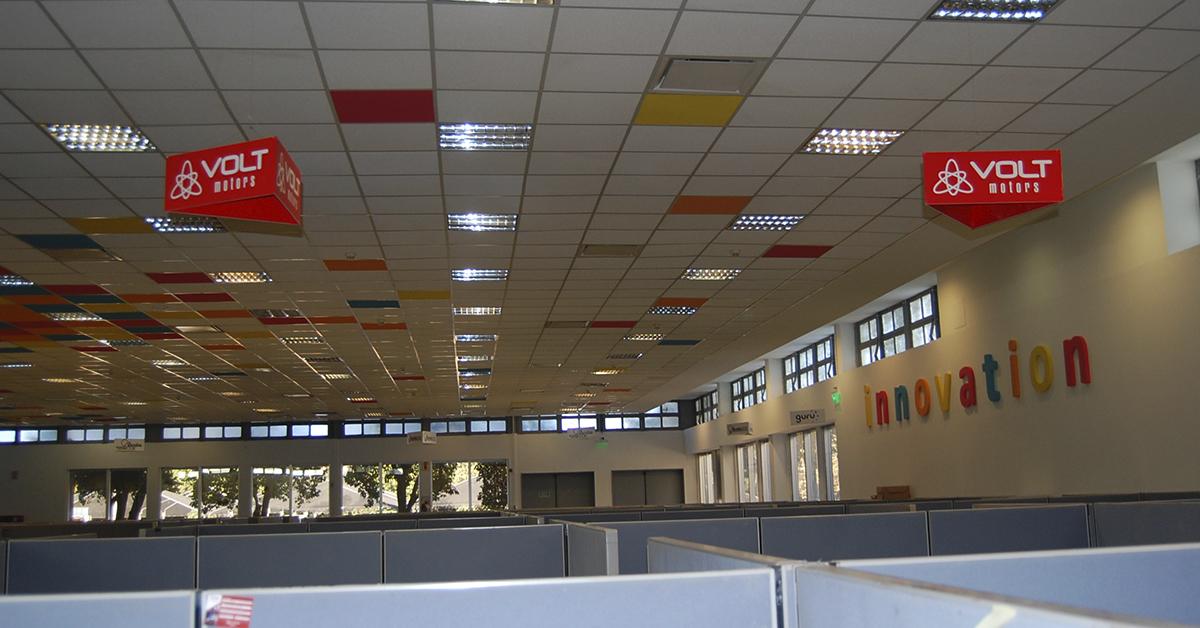 Coworking Ciudad Empresaria
