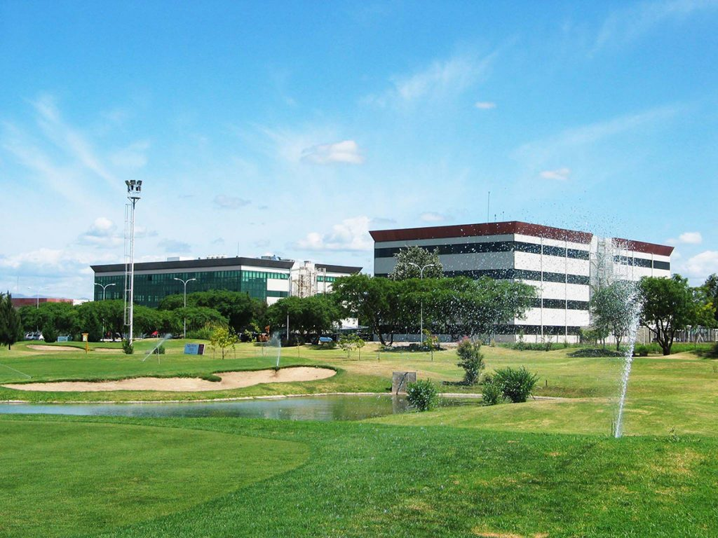 Vista Golf campus corporativo