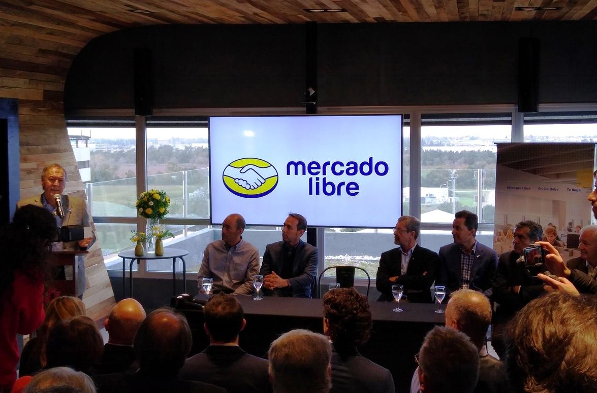 Felicitamos a Mercado Libre, ganadora del rubro empresa destacada