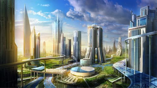 ¿Qué son las ciudades del futuro?
