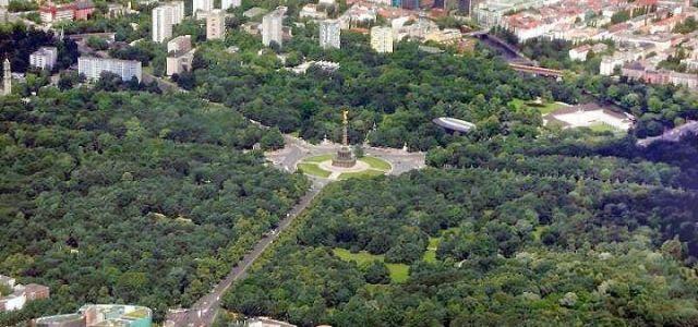 El suroeste de Berlín