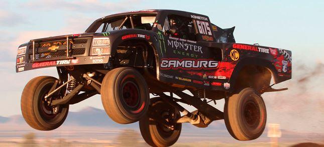El Gemelo Digital Compite En Las Carreras De Trophy Trucks