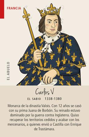 Carlos V El Sabio