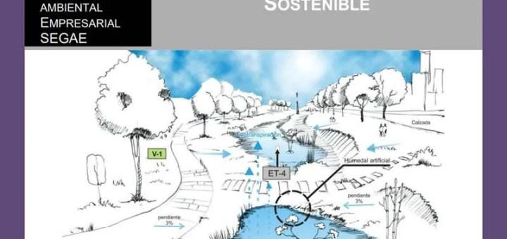 Sistemas Urbanos de Drenaje Sostenible Bogotà