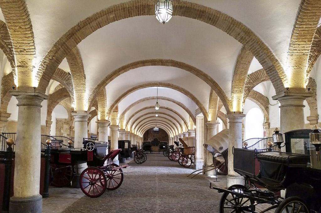 Caballerizas Reales de Córdoba