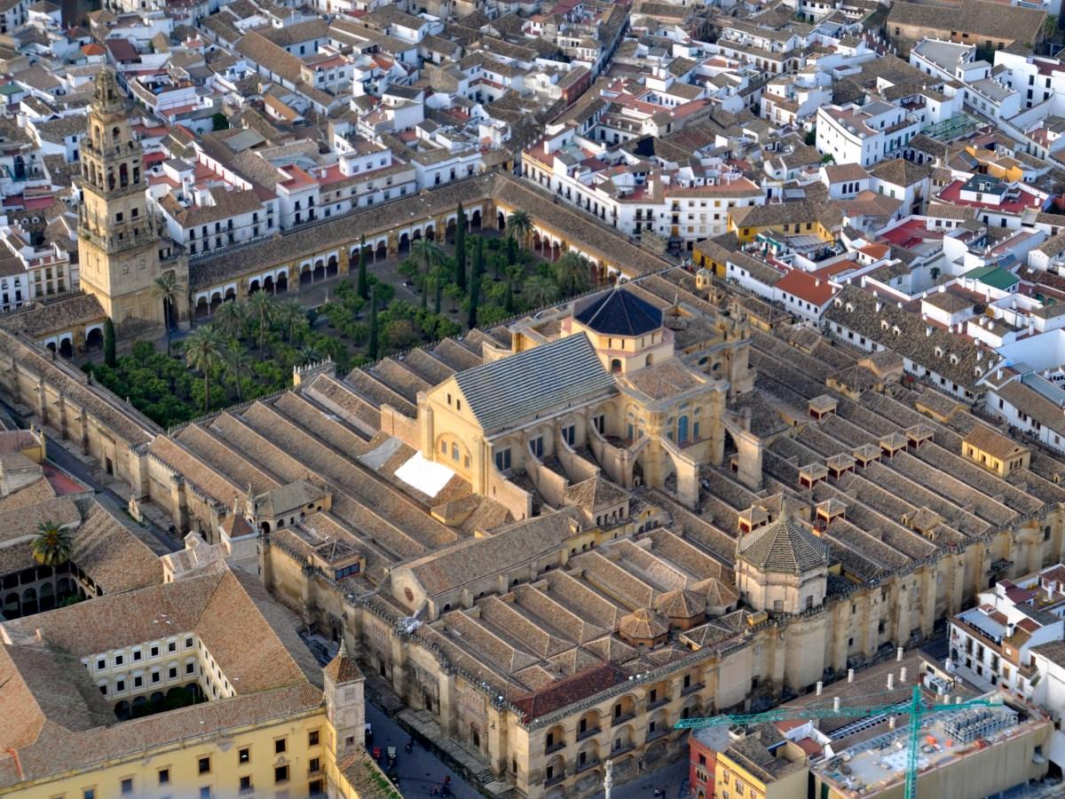Foto de la Mezquita Catedral de la Ciudad de Córdoba en Andalucía