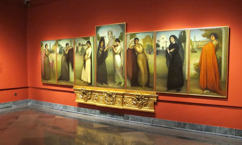 Museo de Julio Romero de Torres de Córdoba