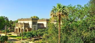 Foto del Parque Maria Luisa en la ciudad de Sevilla