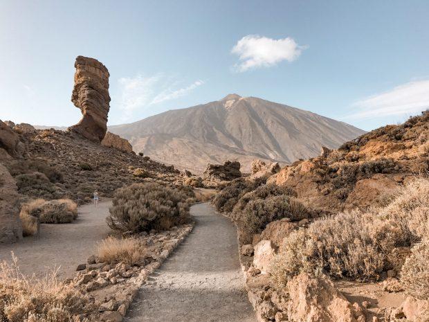 Foto del Parque Natural del Teide