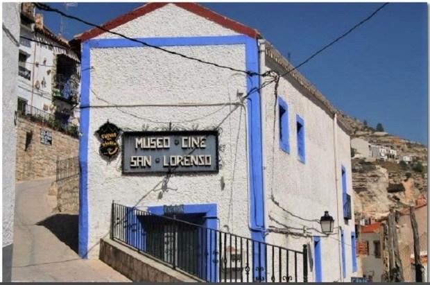 Museo del Cine de Alcala de Jucar