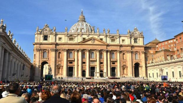 Vista Exterior del Vaticano
