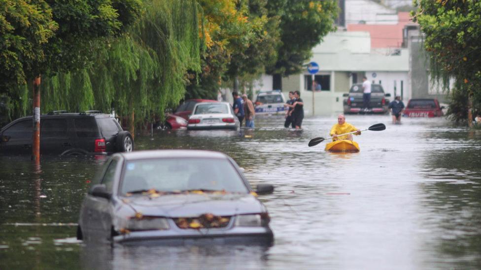 DESASTRE. A casi un año de las inundaciones en La Plata  confirman 89 muertos.