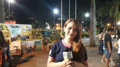 """Photo of PROF. ADRIANA FERRARI: EXPOSICIÓN DEL INSTITUTO DE ARTES PLÁSTICAS """"LISAGA"""" (VÍDEO)"""