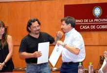 Photo of Convenio entre la provincia y la Nación