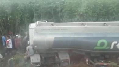 Photo of Despiste de un camión en ruta 34