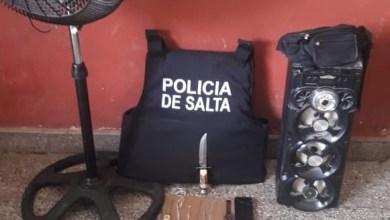 Photo of Un detenido por robo en  Mosconi